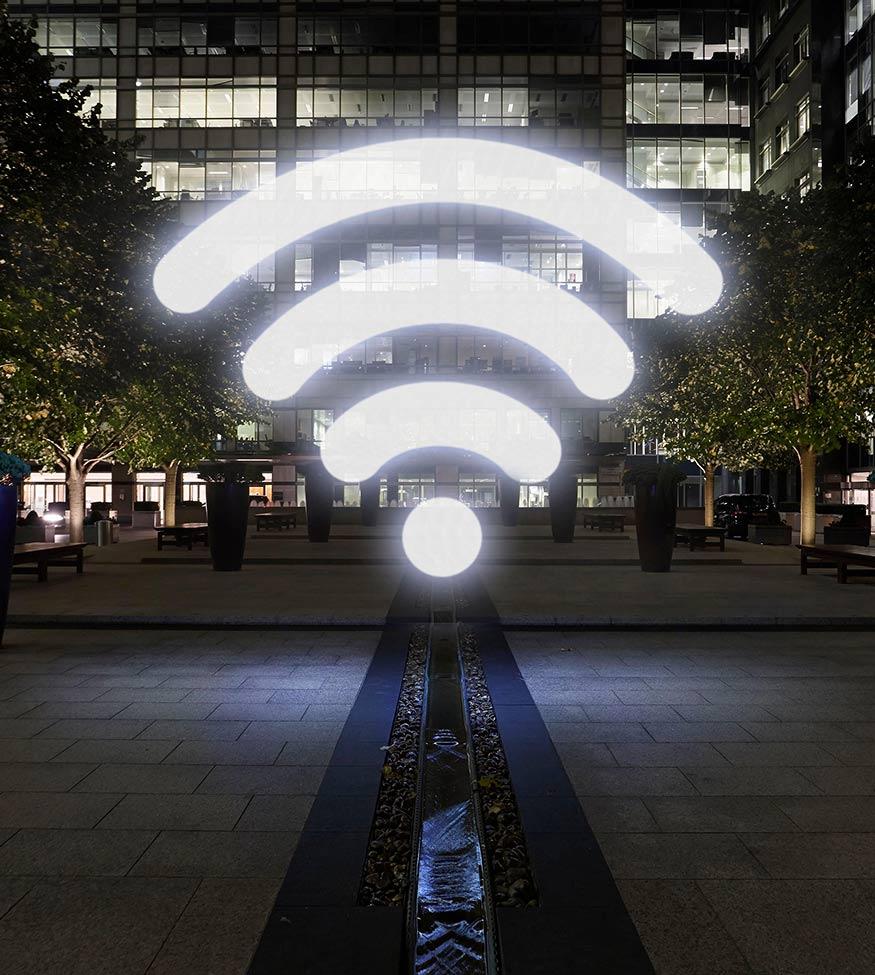 wifi business